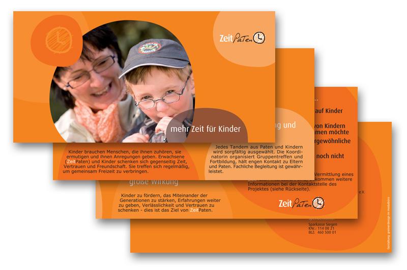 Flyer Zeitpaten